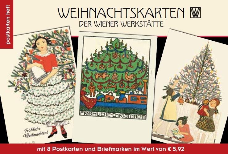 Abc Weihnachtskarten.Post Ag